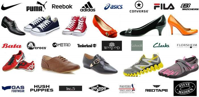 best shoes company list